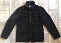 Armani Collezioni Wool & Cashmere Sport Field Jacket PCG07W 44US EU54
