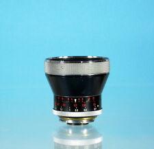 Carl zeiss pro-tessar 3,2/35mm pour CONTAFLEX - (16035)
