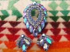 Vintage Sarah Cov Pin Earring Set