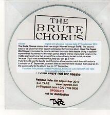 (DD34) The Brute Chorus, Heaven - 2010 DJ CD