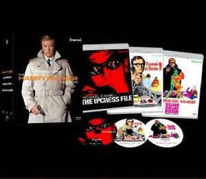The Harry Palmer Collect (Imprint w/slipcover)  (BLU RAY) Region free   preorder