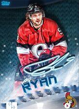 2019 BLADES ICE SIGNATURE BOBBY RYAN 150cc Topps NHL Skate Digital Card