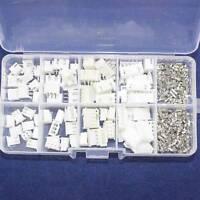 230pcs TJC3 XH2.54 2p 3p 4p 5 pin 2.54mm Pitch Terminal Kit/Housing/Pin Header
