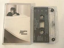 Original Single Audio Cassette / Tape- JOHN LENNON - IMAGINE - 1999