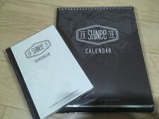 shinee  2015 calendar / diary set