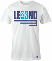 """LEGEND 23"" T-Shirt to Match Retro 10 ""CHARLOTTE"""