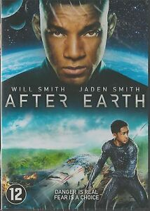 After Earth - Nieuwe dvd Will Smith