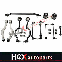 16pc Front Suspension Kit Control Arm Tie Rod Ball Joint for BMW E34 525 535 540