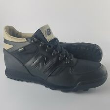 New Balance Rainier Remastered Trail Boots Men's Size 11.5 Black Grey Gore Tex