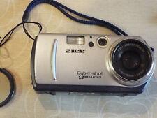 Sony Cyber-shot DSC-P30 1.3MP Digital Camera