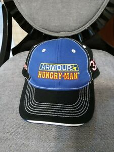 NEW Kevin Harvick #33 Nascar Cap Hat Armour Hungry-Man NEW