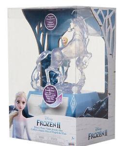 NEW Disney Frozen 2 Elsa and Water Nokk Jewellery Box