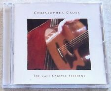 CHRISTOPHER CROSS The Cafe Carlyle Sessions SOUTH AFRICA Cat# EDCD 77 *15 trax*