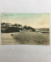 Antique Postcard NYC - Speedway , New York  /AS IS Posted 1907 / Rare