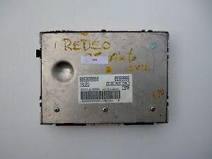 8093699990 (CSMR) | 98-99 ISUZU RODEO / HONDA PASSPORT 3.2L ECM ECU