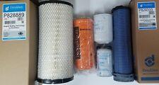 Case 580 Super M (Turbo) Loader Backhoes  Maintenance Filter Kit (5 Donaldson)