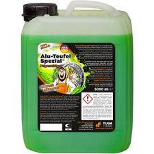 Tuga Chemie Alu Teufel Felgenreiniger Gel Spezial grün Felgenpflege Reiniger 5L