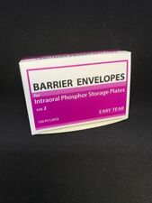 Digital Sensor Barrier Envelopes - Box of 100 - #2 Size -