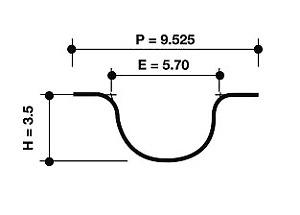 Dayco Timing Belt 94296 fits Daihatsu Terios 1.3 4x4 (J100)