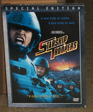 Starship Troopers DVD 2-Disc Special Edition New