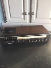 Vintage Panasonic AM/FM Cassette Radio Stereo RE-8710 RARE!!!