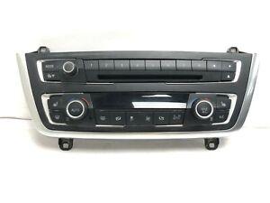 BMW F20 F30 1 3 Se AC Control SAT NAV Front Dash Trim Radio Switch Panel Buttons