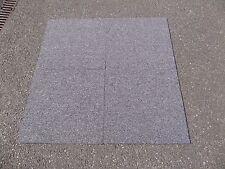 Dark Grey 50cm x 50cm Heavy Duty Office Carpet Tiles