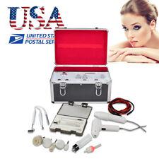 5in1 High Frequency Galvanic Facial Brush Vacuum Spray Beauty SPA Machine USA