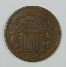 1868 Two-Cent Piece  FINE 2-Cents