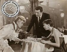 Doris Day, John Raitt, Carol Haney still THE PAJAMA GAME (1957) original studio