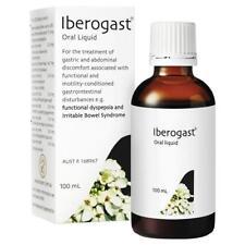 IBEROGAST ORAL LIQUID 100ML FOR IBS DYSPEPSIA IRRITABLE BOWEL SYNDROME GAS