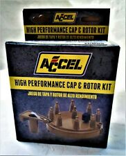 New Listing1985-1995 Ford 302 New Accel Hp Distributor Cap & Rotor Kit Brass Terminals
