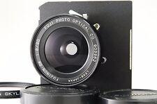 [Near Mint] Fuji Fujinon SW 90mm f/8 Large Format Lens Seiko Shutter from JP 697
