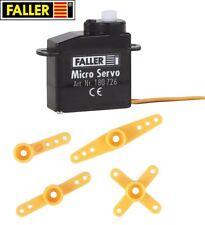 Faller 180726 Micro Servo - NEU + OVP