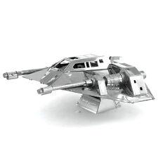 Fascinations Metal Earth 3D Laser Cut Steel Model Kit Star Wars Snowspeeder