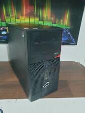 E1323 Fujitsu Esprimo P420 E85+ i5-4460 3.20GHz 120gb ssd 4GB  Win 10