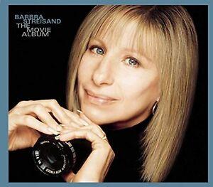 Movie Album Limited Edition With Bonus DVD By Barbra Streisand On Audio CD