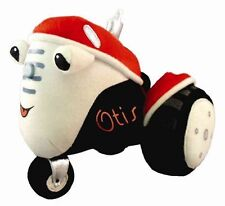 MerryMakers Otis the Tractor 7 Doll by Loren Long Plush New