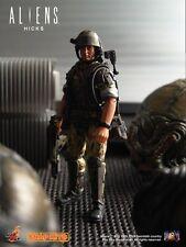 Hot Toys Snap Kits Aliens USCM Hicks-Ultra Poco común-Nuevo Sellado De Fábrica Reino Unido!