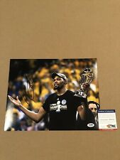 Kevin Durant Signed 11x14 Photo Golden State Warriors NBA STAR w/ PSA COA