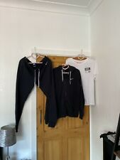 Nike Joggers Zip Front Hoody & T shirt ladies XL (14)