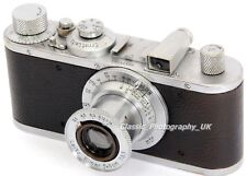 LEICA Standard Model E + Elmar f=5cm 1:3.5 Lens made by LEITZ Wetzlar in 1935