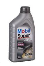 MOBIL Super 2000 x1 DIESEL 10w-40 1 LITRI OLIO MOTORE VW 505.00 MERCEDES MB 229.1