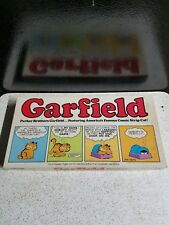 Vintage Collectible Garfield Board Game 1978 Parker Brothers