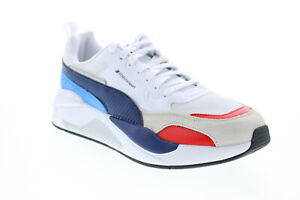Puma Bmw Mms X-Ray 2.0 Mens White Mesh Motorsport Inspired Sneakers Shoes 11