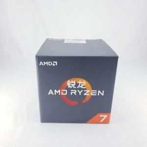 AMD RYZEN 7 1700 8-Core 3.0 GHz (3.7GHz Turbo) Processor YD1700BBAECBX PB1017012