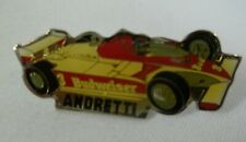 1983 Mario Andretti #3 Budweiser Newman/Hass Racing Collector Lapel Pin Indy 500