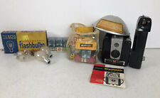 Vintage Kodak Brownie Hawkeye Camera Flash Model Lot