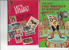10-Stamp Collecting Books