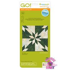 Accuquilt GO! Fabric Cutter Die Hunter Star 55166